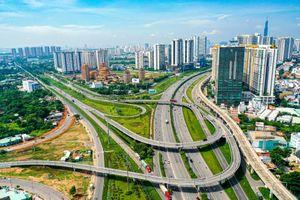 Một doanh nghiệp muốn đầu tư đường bộ trên cao 1 tỷ USD tại TP.HCM