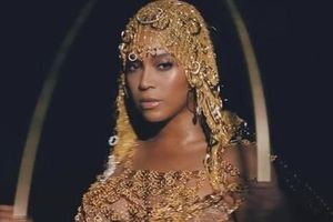 Beyoncé được khen đẹp trong MV mới