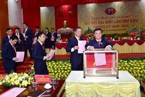 Tuyên Quang tổ chức Đại hội điểm Đảng bộ cấp trên cơ sở