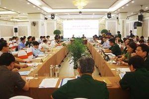 Hội nghị tọa đàm về dự thảo Luật Biên phòng Việt Nam