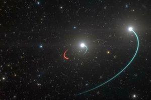 Tìm thấy lỗ đen gần Trái đất nhất