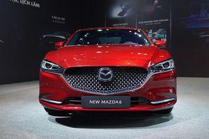 Mazda6 2020, đắt nhất chỉ hơn 1,1 tỷ đồng tại Việt Nam