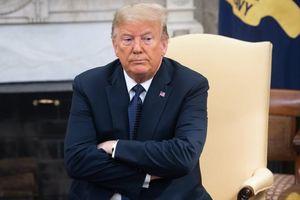 Không còn để yên cho Tổng thống Trump, Iran ra lệnh bắt giữ, yêu cầu Interpol hỗ trợ