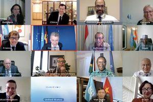 Hội đồng Bảo an nhất trí thông qua Nghị quyết gia hạn hoạt động của Phái bộ MINUSMA