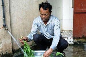 78% người dân nông thôn Hà Nội được sử dụng nước sạch