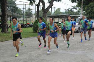 Tiền Phong Marathon 2020: Đội Bình Dương háo hức 'xông trận'