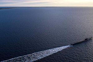 Cuối năm nay tàu ngầm chạy bằng hạt nhân mới nhất sẽ giao cho Hải quân Nga