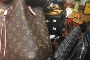 Xử phạt 220 triệu với 6 cơ sở kinh doanh hàng giả mạo nhãn hiệu Chanel, LV, Hermes...