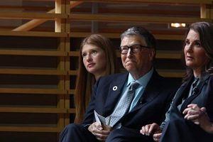 Con gái tỷ phú Bill Gates được gì từ cha?