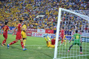 V.League 2020: Dược Nam Hà Nam Định thắng đậm trên sân nhà