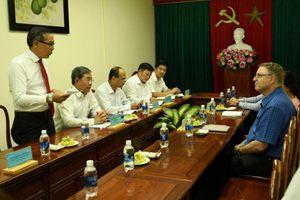 Đồng Nai: Tiếp đoàn công tác của Đại sứ quán Đan Mạch tại Việt Nam