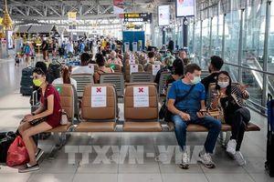 Thái Lan dỡ bỏ lệnh cấm các chuyến bay quốc tế từ ngày 1/7
