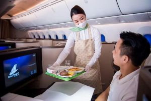 Từ 1/7, Bamboo Airways khôi phục tiêu chuẩn dịch vụ bay định hướng 5 sao