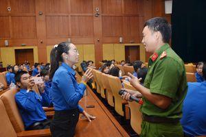 200 ĐVTN tham gia hội nghị tuyên truyền phòng, chống ma túy