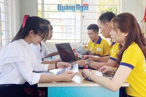 Nhiều trường đại học tuyển sinh bằng xét học bạ