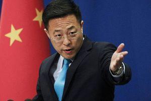 Trung Quốc yêu cầu Mỹ dừng ngay việc can thiệp vào vấn đề Hong Kong