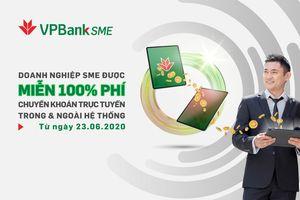 Chuyển khoản 'thả ga' - Ưu đãi hấp dẫn từ VPBank