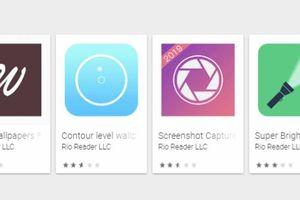 25 ứng dụng Android đánh cắp thông tin đăng nhập Facebook