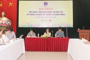 Tỷ lệ hút thuốc lá điện tử ở Việt Nam tăng lên 2,6%