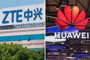 Huawei, ZTE 'đe dọa an ninh quốc gia', thôi mơ về Mỹ