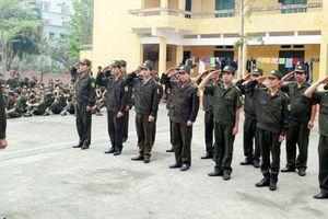 Dự thảo Luật Lực lượng tham gia bảo vệ an ninh, trật tự ở cơ sở