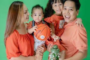 MC Đỗ Phương Thảo chia sẻ bí quyết giúp con 3 tuổi đọc sách tiếng Anh