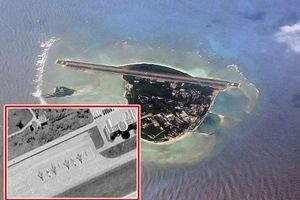 Trung Quốc tập trận trái phép ở Hoàng Sa, Hải quân Mỹ cảnh báo nóng