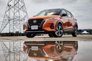 Chi tiết Nissan Kicks 2021 từ 600 triệu đồng tại Thái Lan