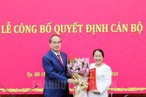 Phó Bí thư Thành ủy TP.HCM Võ Thị Dung nghỉ hưu