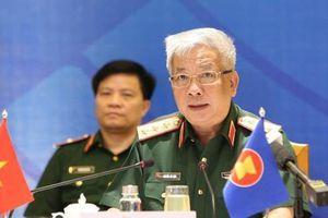 Tướng Vịnh nói gì về biện pháp xây dựng lòng tin và ngoại giao phòng ngừa?