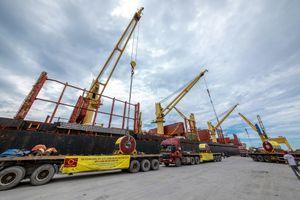Hoa Sen xuất khẩu 50.000 tấn tôn vào châu Âu và châu Mỹ