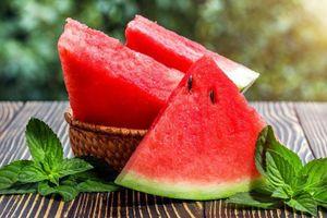 Sai lầm khi ăn dưa hấu làm mất tác dụng lại sinh bệnh