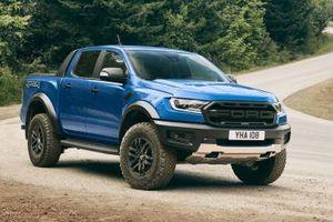 Ford Ranger Raptor 2022 sẽ được trang bị động cơ lớn hơn so với phiên bản cũ