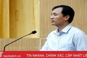 Xây dựng tiềm lực chính trị - tinh thần khu vực phòng thủ tỉnh Hà Tĩnh