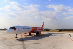 Vietjet được vinh danh giải thưởng giao dịch tài chính tàu bay