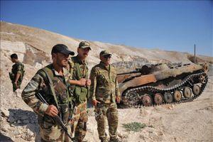 Iran khẳng định không có giải pháp quân sự cho Syria