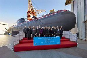 Singapore chưa thể nhận tàu ngầm và trực thăng mới vì đại dịch Covid-19