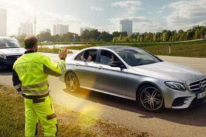 Người dùng xe Mercedes-Benz tại Việt Nam được hỗ trợ thêm vào ban đêm