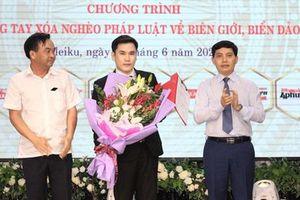 Báo Pháp luật Việt Nam bổ nhiệm Trưởng Cơ quan đại diện Miền Trung - Tây Nguyên