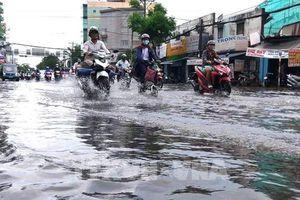 Tp Hồ Chí Minh liệu giải quyết dứt điểm tình trạng ngập nước trong 5 năm tới?