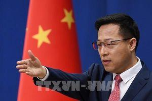 Trung Quốc yêu cầu 4 hãng truyền thông Mỹ báo cáo thông tin nhân sự và hoạt động tài chính