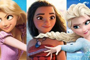Bên cạnh Elsa thì Moana, Ariel,... là các nàng công chúa có quyền năng đặc biệt của Disney