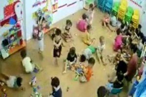 Sự thật thông tin cô giáo dùng dây thun bắn vào người trẻ mầm non
