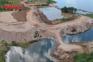 Phường Nhật Tân (Hà Nội): Đất đai, môi trường bị xâm hại, chủ tịch phường ở đâu?