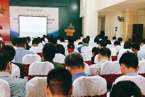 Hải Phòng: 250 cán bộ được tập huấn nâng cao năng lực, chuyên môn nghiệp vụ trong phòng, chống mại dâm