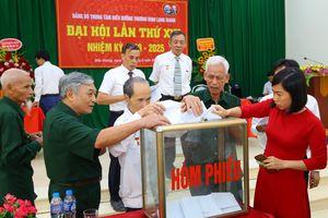 Đại hội Đảng bộ Trung tâm Điều dưỡng Thương binh Lạng Giang lần thứ XVI thành công tốt đẹp