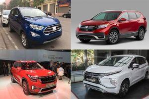 Những mẫu xe mới hưởng 50% phí trước bạ sắp ra mắt khách hàng Việt