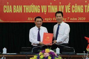 Hà Giang có tân Trưởng Ban Tổ chức - Nội vụ