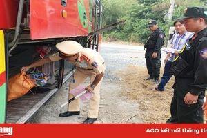 An Giang: Phòng, chống các loại tội phạm hoạt động bằng phương tiện giao thông