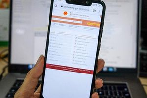 Từ ngày 1-7: Người dân có thể nộp phạt vi phạm giao thông trực tuyến